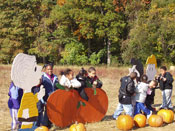 Directions to Pick Your Own Pumpkins